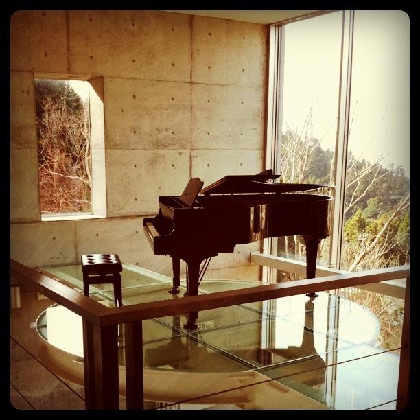 ピアノとわたしとカフェ。